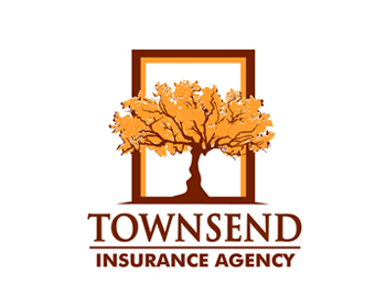 Townsend Insurance logo design
