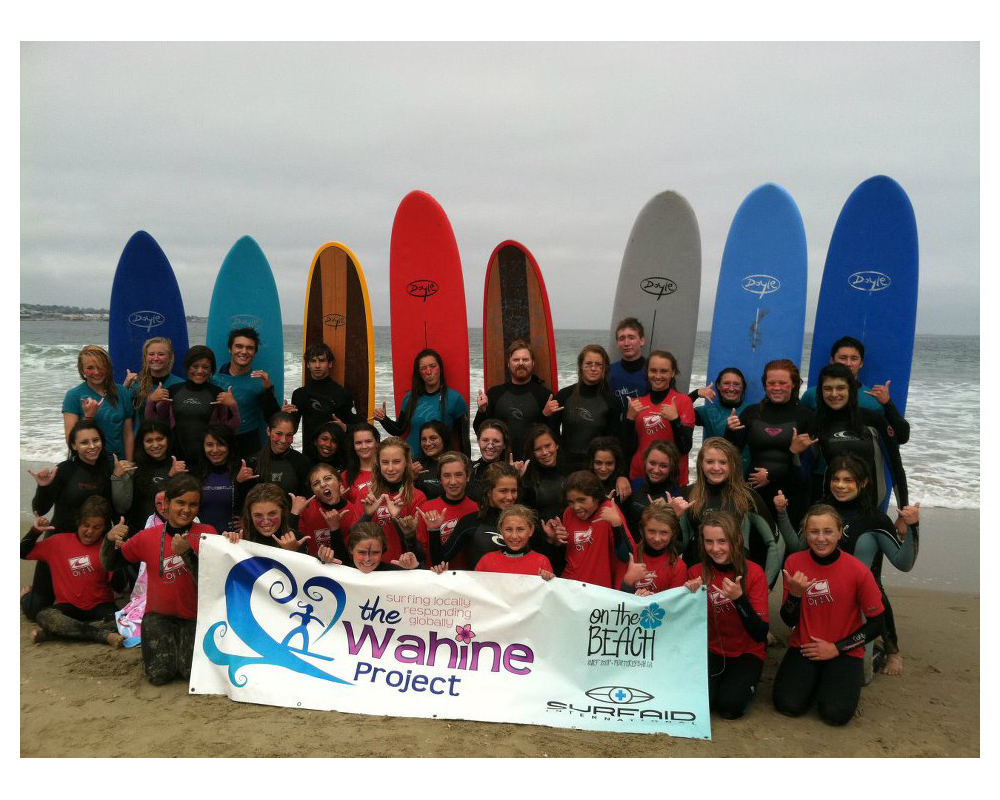 Wahine Project Banner
